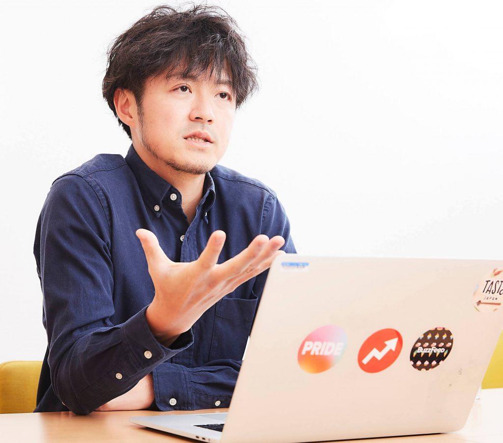 BuzzFeed Japan創刊編集長 古田大輔さん