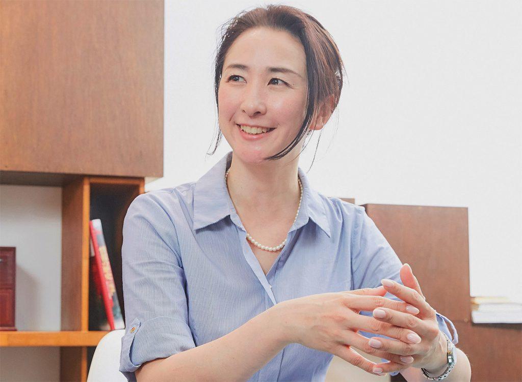 ジェイキャスト 執行役員 蜷川聡子さん