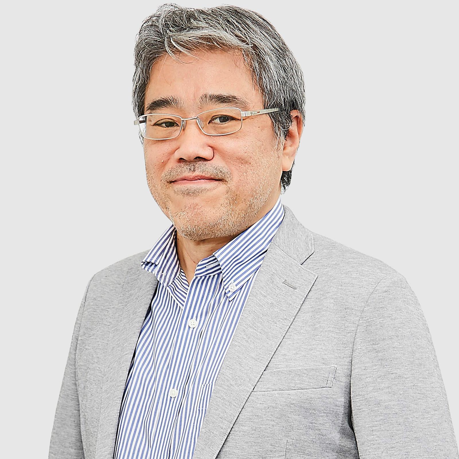 瀬尾 傑 代表理事 JIMA代表理事