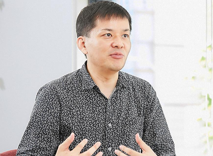 はてなサービス・プロデューサー 磯和太郎さん