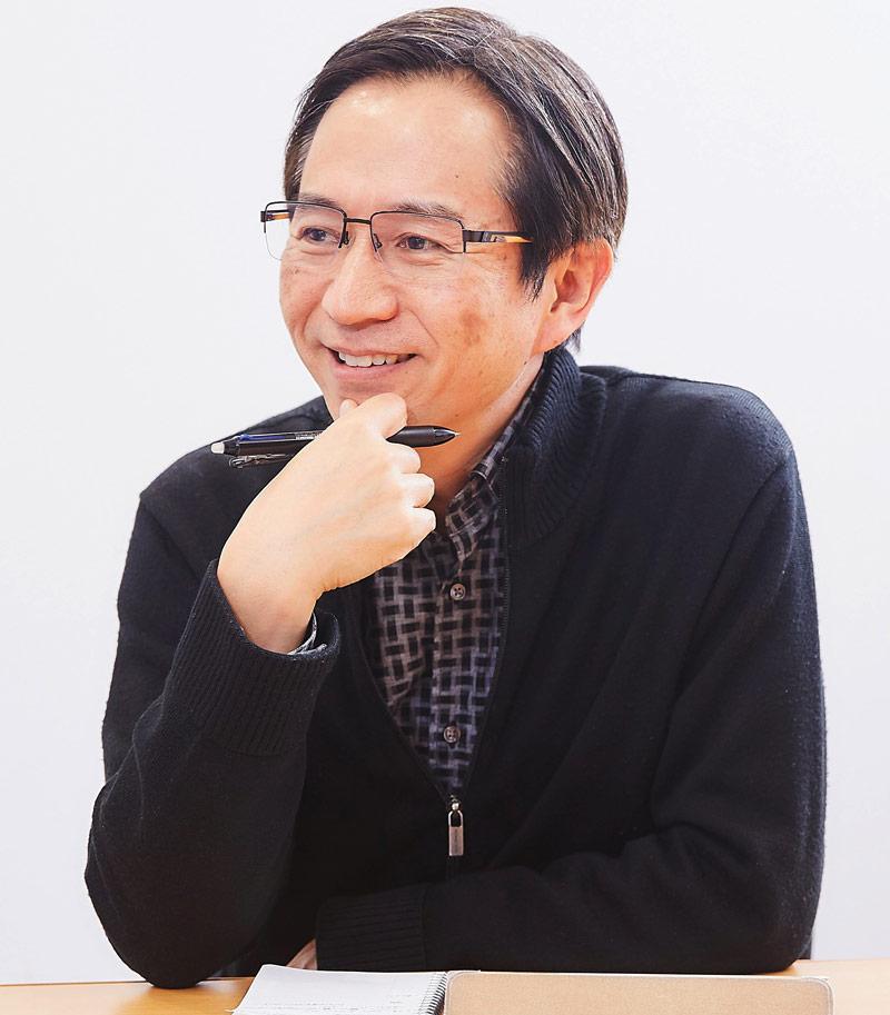 令和メディア研究所主宰 JIMA理事 下村健一さん